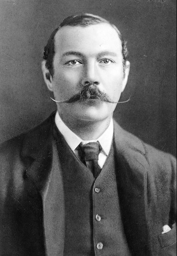 Arthur Conan Doyle Profimedia
