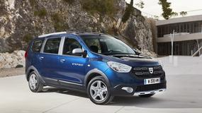 Dacia Dokker i Lodgy po liftingu