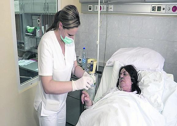 Posle četiri godine dijalize, Dušica Stojanović dobila je bubreg