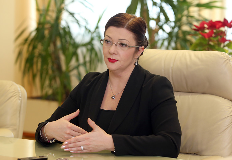 Lejla Resic ministar