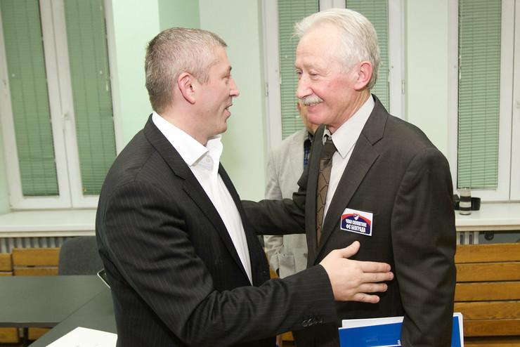 Slaviša Kokeza i Miodrag Janković