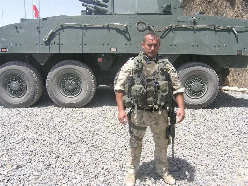 Polacy w Afganistanie to bohaterowie