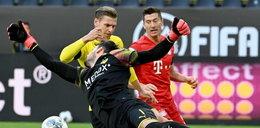 Haaland z Lewandowskim na remis. Bayern coraz bliżej mistrzostwa