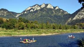 Pienińscy flisacy rozpoczynają sezon spływów przełomem Dunajca
