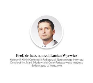 prof. dr hab. n.med. Lucjan Wyrwicz