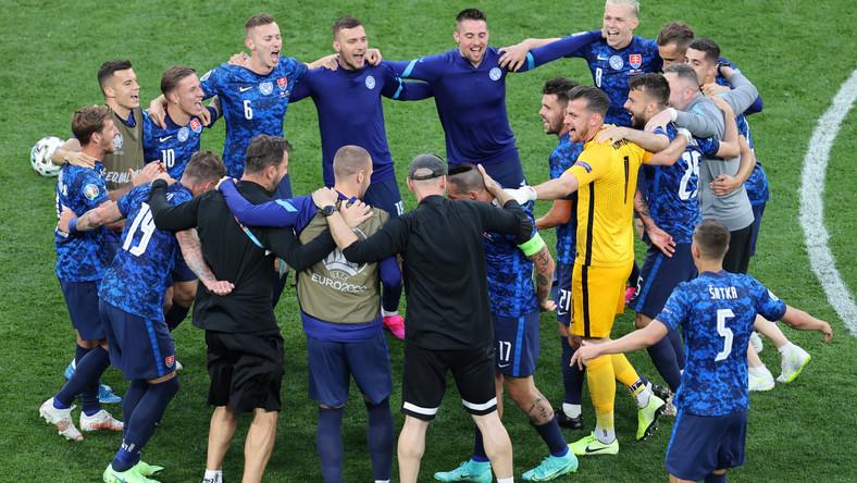 Piłkarze reprezentacji Słowacji