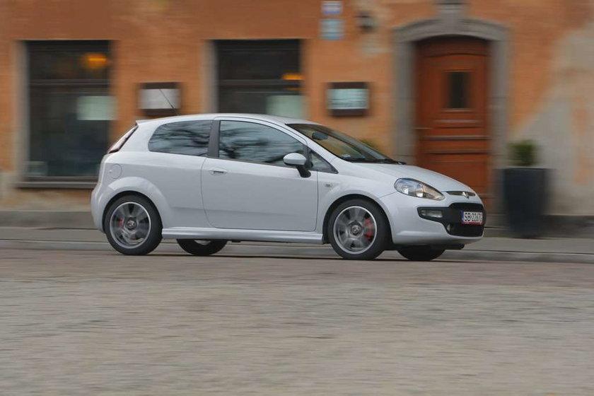 Fiat Punto Evo Multiair: Silnik dodający skrzydeł