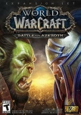 Okładka: World of Warcraft, World of Warcraft: Battle for Azeroth