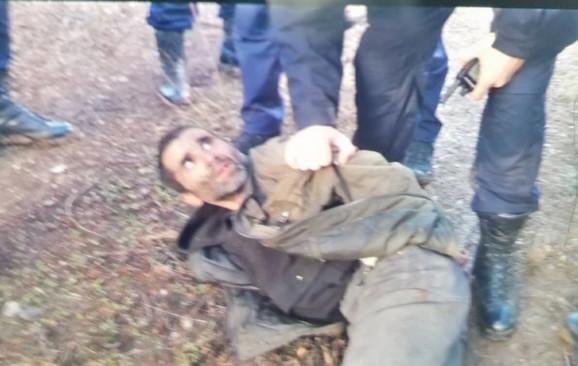 Malčanski berberin uhapšen na groblju