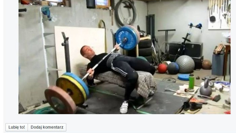 Wpadki na siłowni