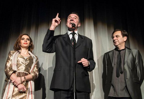 Predstava je posvećena Bori Todoroviću