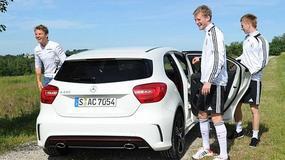 Schumi, Nico, kadra Niemiec i Mercedes Klasy A
