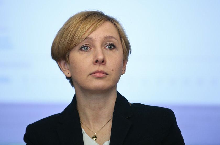Dr Anna Materska Sosnowska, politolog z Uniwersytetu Warszwskiego