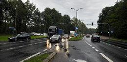 Zmiany na skrzyżowaniu grozy w Katowicach