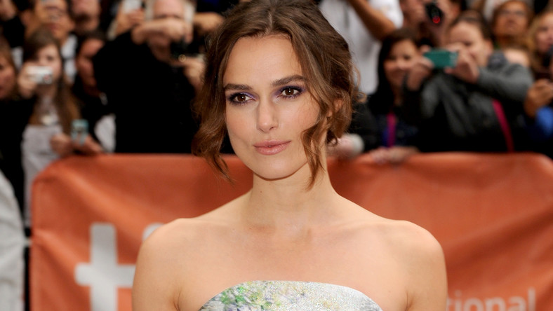 "Keira Knightley na premierze ""Can a Song Save Your Lifef"" w Toronto"