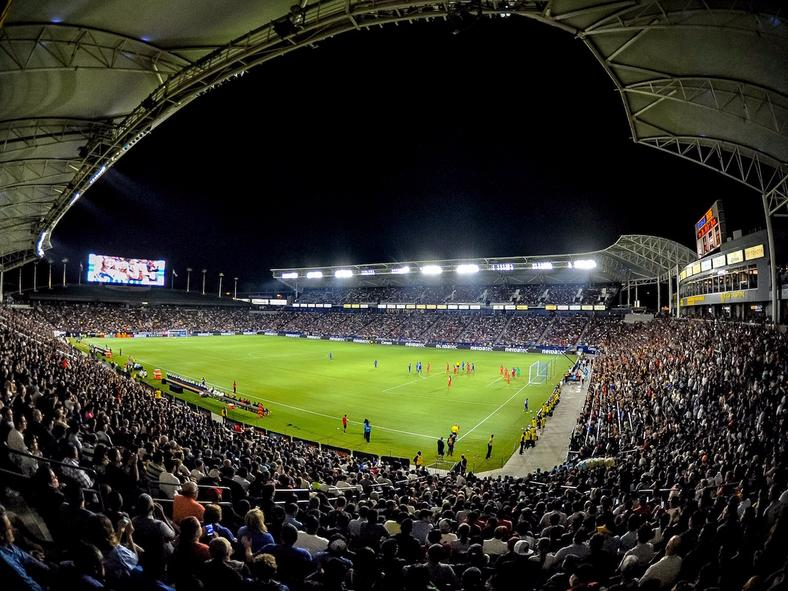Los Angeles — StubHub Center