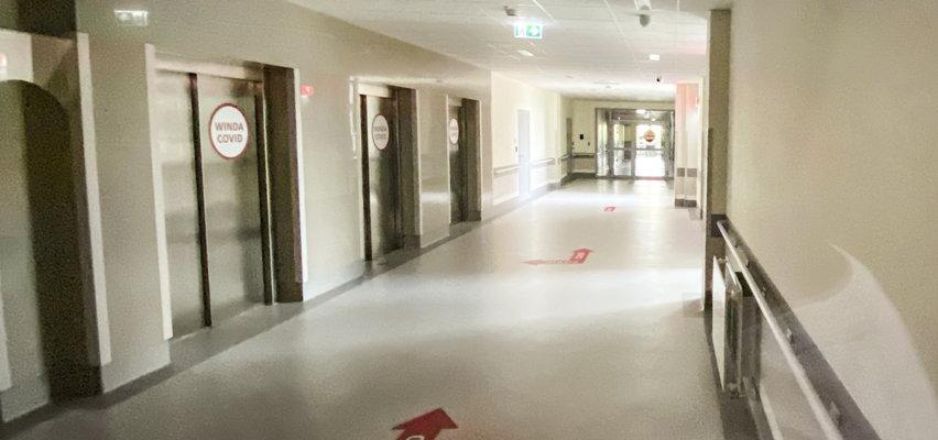 """Stołeczny ratusz domaga się zwrotu Szpitala Południowego """"Stoi niemal pusty"""""""