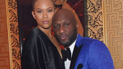 Lamar Odom alleges his ex-fiancee, Sabrina Parr slept with his ex-wife Khloe Kardashian's partner Tristan Thompson