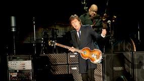 Paul McCartney gra z członkami Nirvany