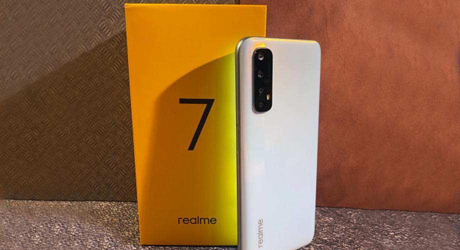 Smartphone Realme 7 im Test: 90 Hertz zum Sparpreis