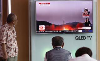 Reuters: Korea Północna najpewniej jest w stanie sama produkować silniki rakietowe