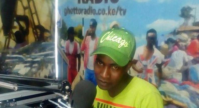 Ghetto radio presenter Bonoko