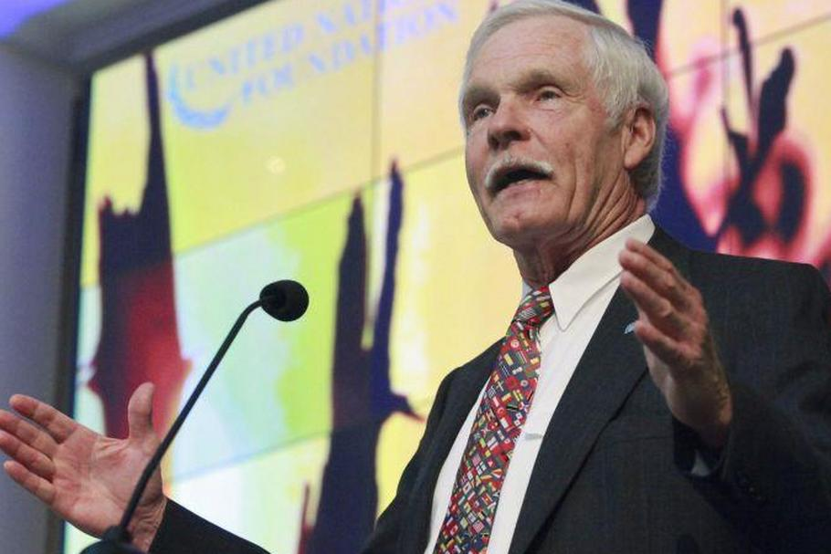 Ted Turner CNN