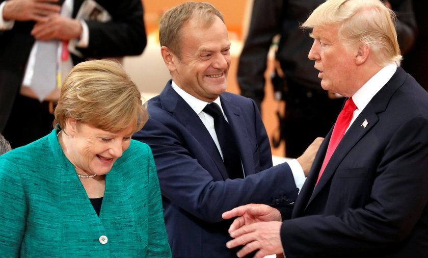 Szczyt G20 w Hamburgu