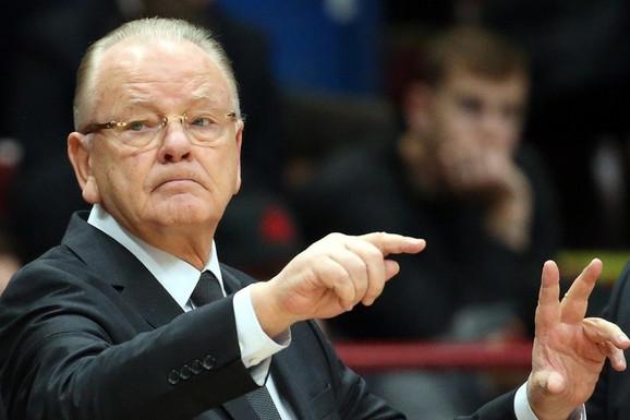 Ceo svet oplakuje srpsku legendu! Košarkaška planeta UJEDINJENA U ŽALOSTI, potresne poruke stižu sa svih strana, od Dude se oprostio čak i Partizanov rival u fudbalu!