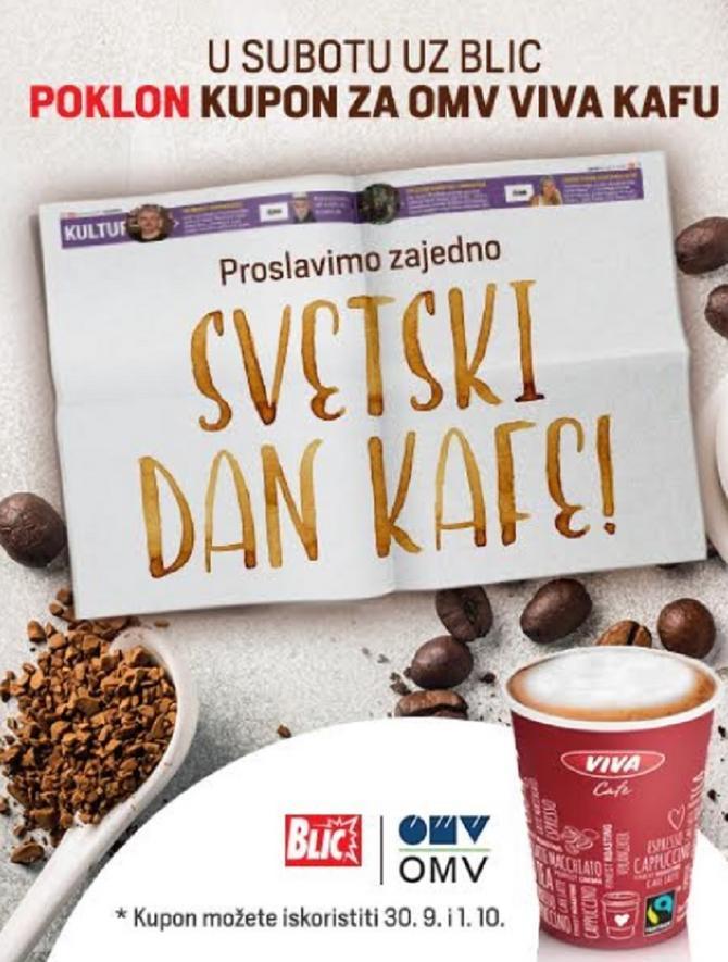 """Ne propustite: uz vaše omiljene dnevne novine """"Blic"""" čeka vas poseban poklon"""