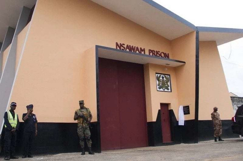 Nsawam Prison - Ghana