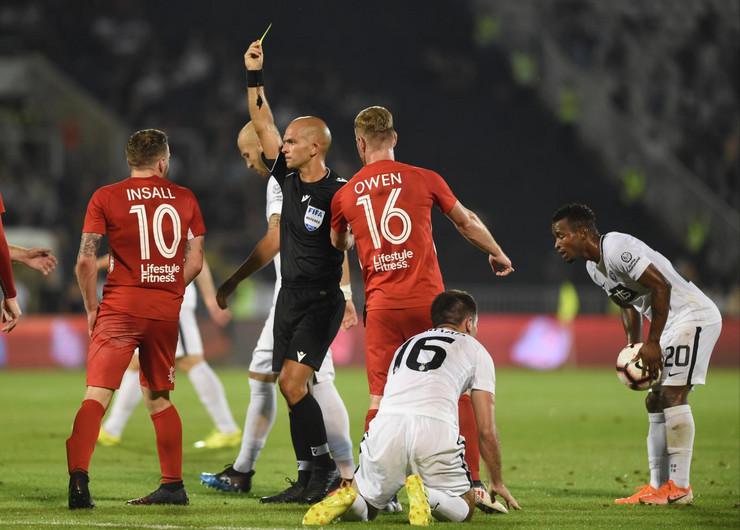 FK Partizan, FK Konhas Ki