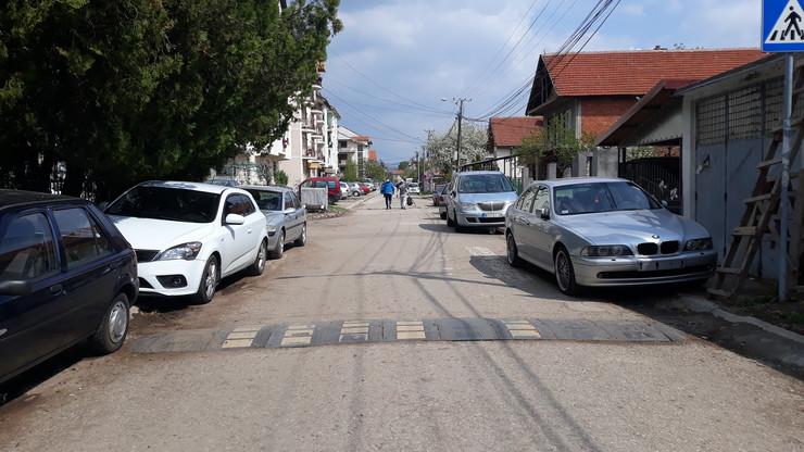 ulica gde je pas ujeo učenika