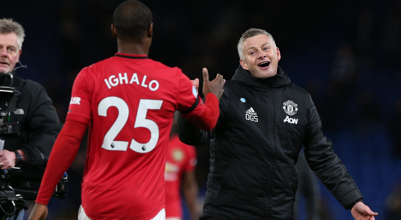 Manchester United boss Ole Gunnar Solskjaer says the Red Devils need the qualities Odion Ighalo brings next season