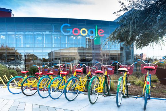 Bicikli - zaštitni znak Googla