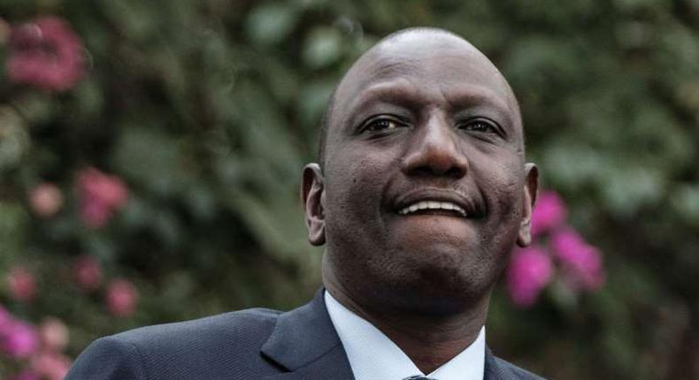 File image of Deputy President William Ruto A section of Jubilee party MPs have called for his ouster