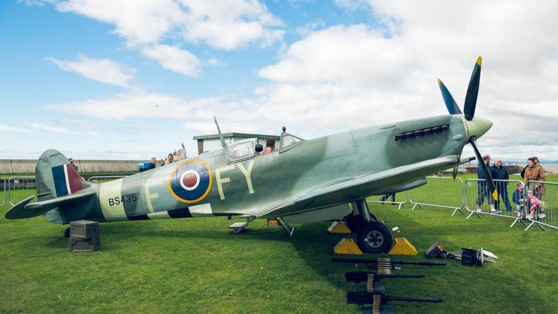 Myśliwiec Spitfire