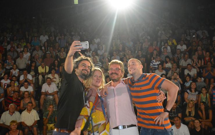 "Selfi ekipe ""Mali Budo"", foto: M. Mitrović"