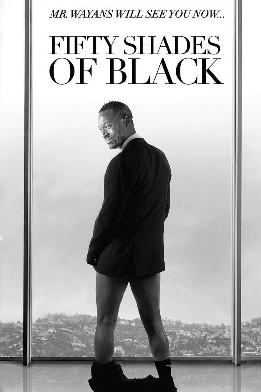 50 twarzy Blacka