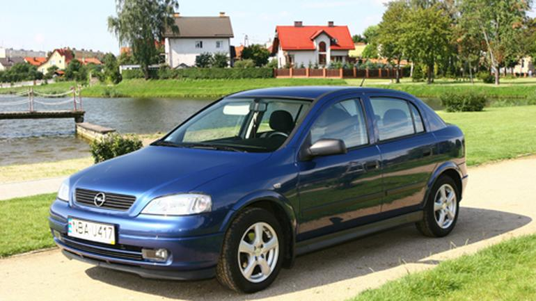Opel Astra II 1.7 DTI - Diesel, któremu można ufać?