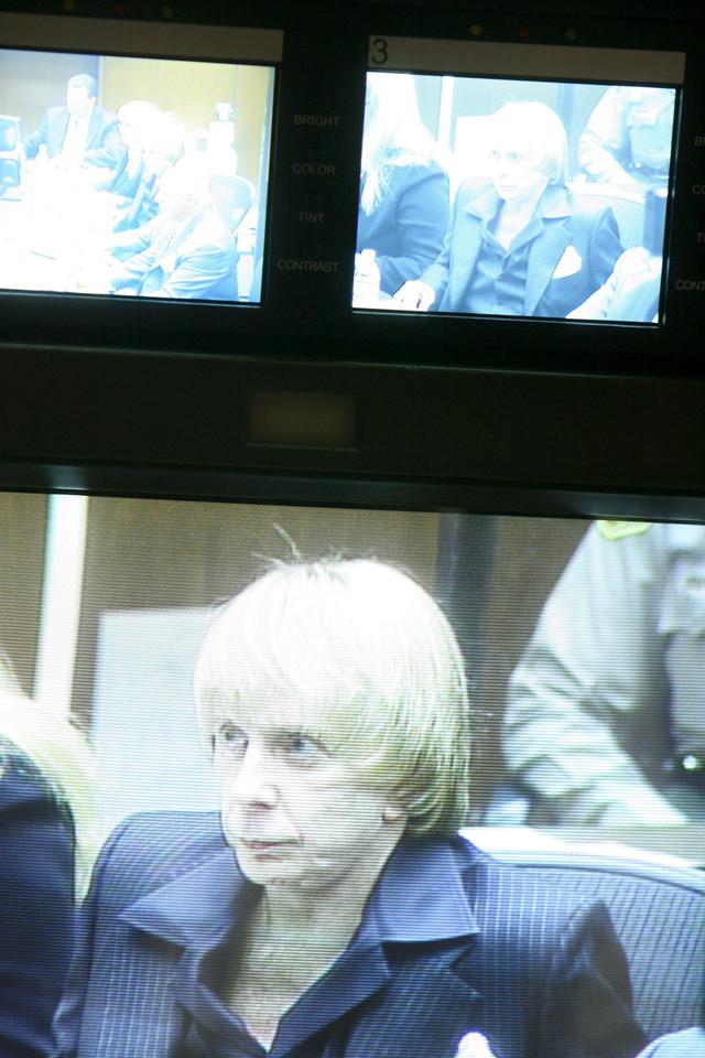 Fil Spektor na suđenju 2007.