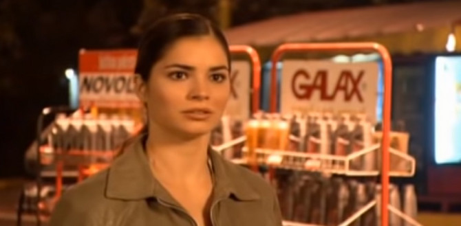 Marija Karan u filmu