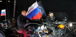 Motocykliści z Rosji grożą Polakom!