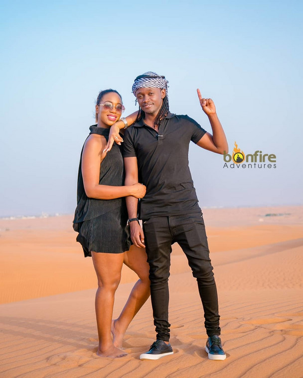 Image result for bahati and diana vacation