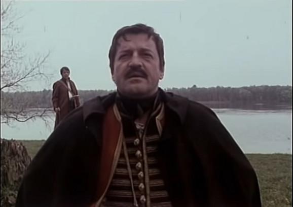 Marko Nikolić kao Karađorđe