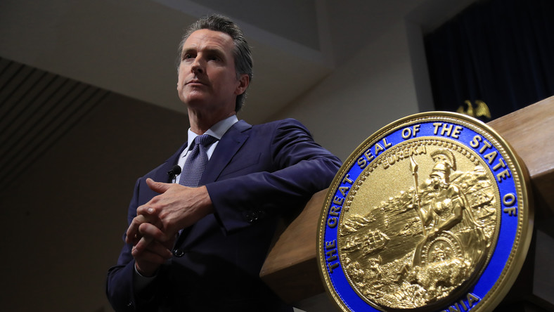 California governor announces withdrawal of national guard troops from border dutyFrom Border Duty