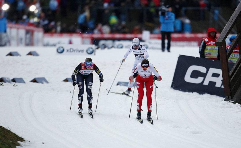 Kikkan Randall (36 l.) przez wiele lat rywalizowała z Justyną Kowalczyk (36 l.) na trasach narciarskich.