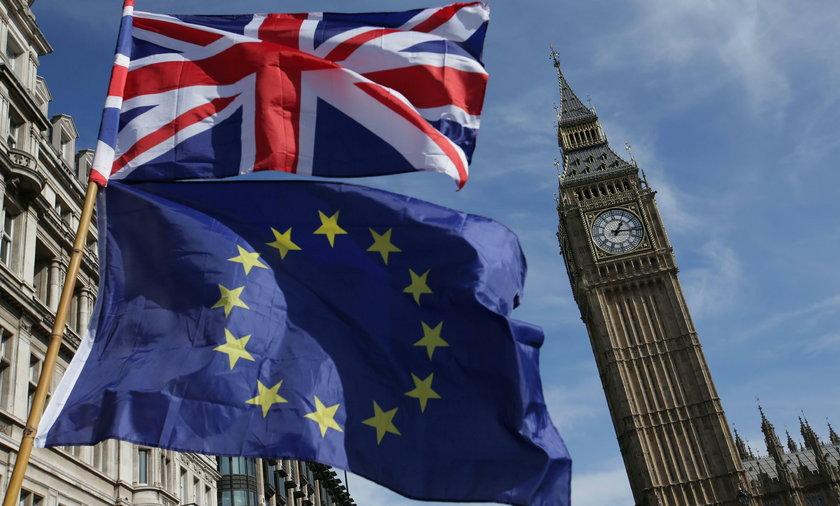 Polacy wolą Wyspy z Brexitem niż Polskę w UE