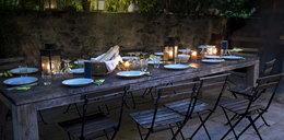 Stół nakryty do kolacji, niedopite wino i dwa trupy. Jak zginęły ofiary?