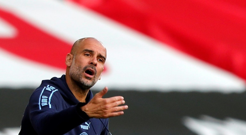 Guardiola urges Man City to cut out errors for Cup glory
